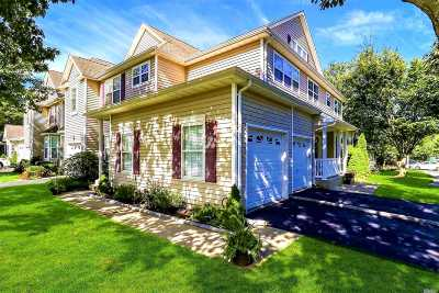 Nesconset Condo/Townhouse For Sale: 4 Snowdance Ln