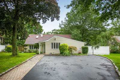 Islandia Single Family Home For Sale: 209 Serpentine Ln
