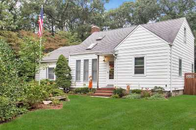 Centereach Single Family Home For Sale: 7 Forest Rd