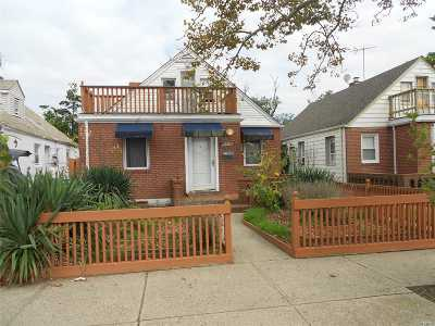 Multi Family Home For Sale: 217 E Market St