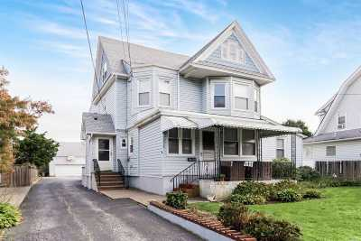 Woodmere Multi Family Home For Sale: 1075 W Broadway