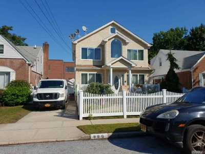 Franklin Square Single Family Home For Sale: 980 Cloud Ave