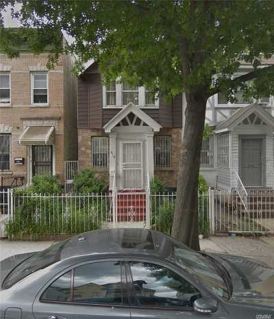 Brooklyn Single Family Home For Sale: 518 E 29th St