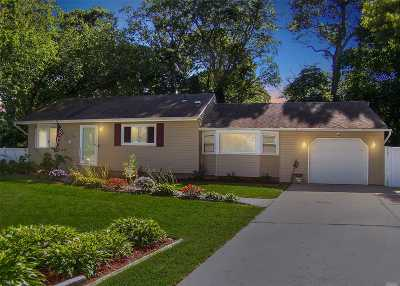 Centereach Single Family Home For Sale: 20 Tucker Ln