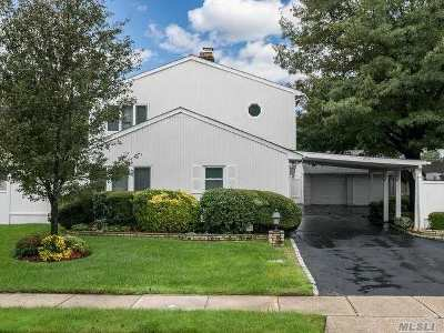 Syosset Single Family Home For Sale: 202 Southwood Cir