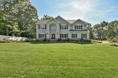 Mt. Sinai Single Family Home For Sale: 832 B Canal Rd