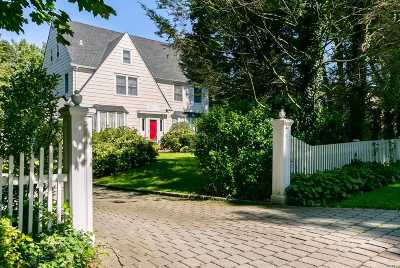 Roslyn Single Family Home For Sale: 5 The Birches