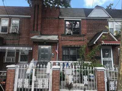 Ozone Park Single Family Home For Sale: 86-21 103 Ave