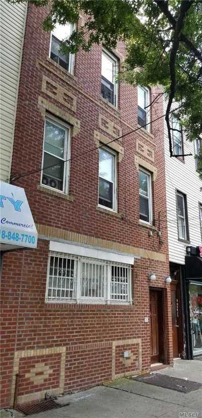 Ozone Park Multi Family Home For Sale: 86-22 101st Ave