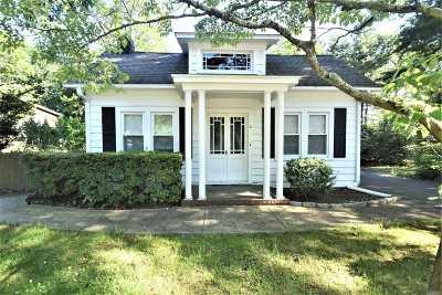 St. James Single Family Home For Sale: 2 Oak St
