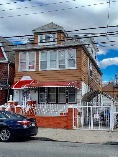 Elmhurst Multi Family Home For Sale: 50-24 Junction Blvd