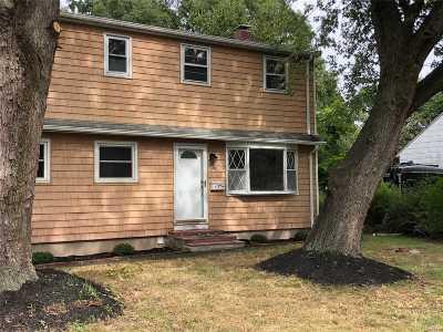 Centereach Single Family Home For Sale: 192 Mark Tree Rd