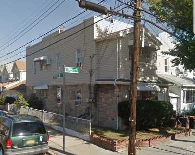 Ozone Park Multi Family Home For Sale: 78-01 95th Ave