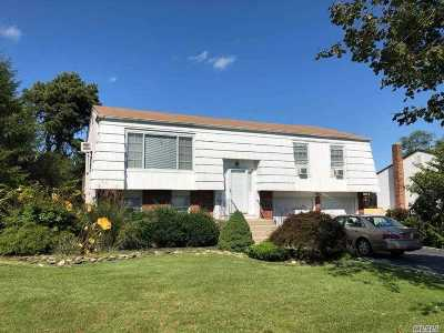 Smithtown Single Family Home For Sale: 62 Sandy Hollow Dr