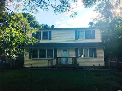 Centereach Single Family Home For Sale: 191 Mark Tree Rd
