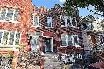 Multi Family Home For Sale: 32-31 99 St