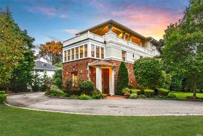 Garden City Single Family Home For Sale: 61 Washington Ave