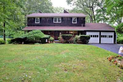 Hauppauge Single Family Home For Sale: 75 Lincoln Blvd