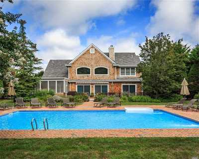 Quogue Single Family Home For Sale: 28 Post Field
