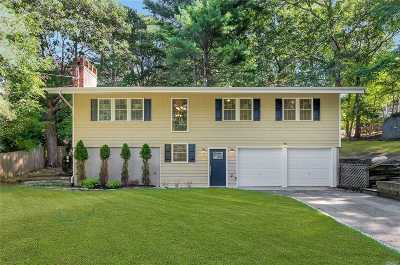 Wading River Single Family Home For Sale: 21 Cross Rd