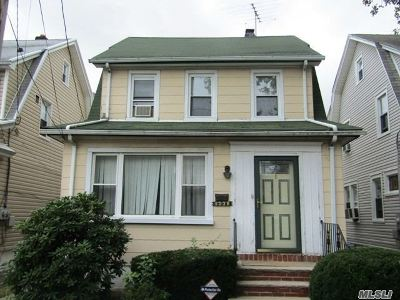 Floral Park Single Family Home For Sale: 93-38 246 St