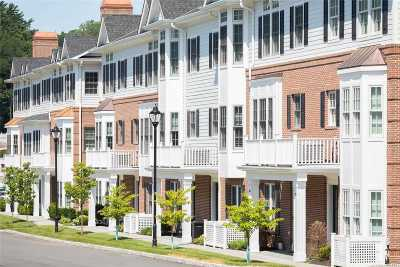 Roslyn Condo/Townhouse For Sale: 1009 Grist Mill Cir #1009
