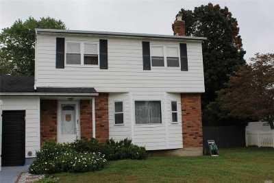Sayville Single Family Home For Sale: 18 Bethesda Ln