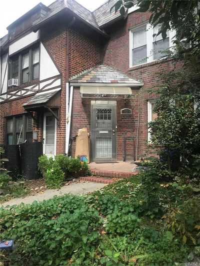 Forest Hills Single Family Home For Sale: 68-35 Harrow Street