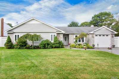 Farmingville Single Family Home For Sale: 6 Fannie Dr