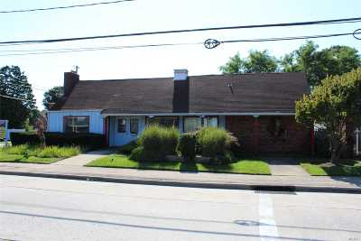 Massapequa Commercial For Sale: 5404 Merrick Rd