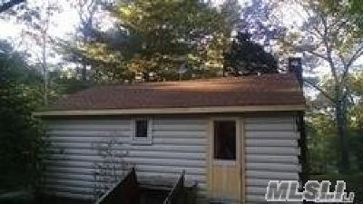 Ridge Single Family Home For Sale: 36 Ruth Ln