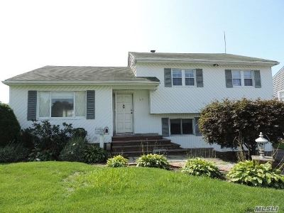 Hicksville Single Family Home For Sale: 47 Glenbrook Rd