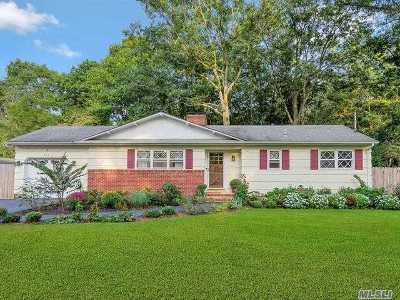 Miller Place Single Family Home For Sale: 267 Tyler Ave