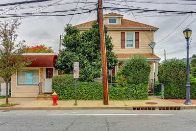 Carle Place Single Family Home For Sale: 537-539 Westbury Ave