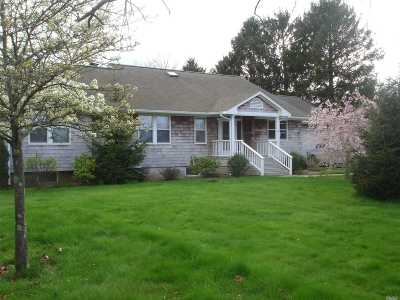 Eastport Single Family Home For Sale: 221 Old Country Rd