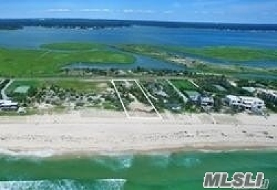 Quogue Residential Lots & Land For Sale: 232 Dune Rd