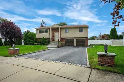 Commack Single Family Home For Sale: 12 Pebble Pl