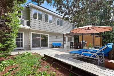 East Hampton Single Family Home For Sale: 25 Maple Ln