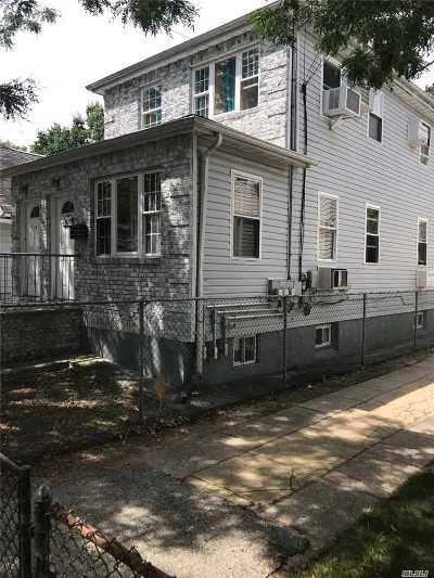 Jamaica Multi Family Home For Sale: 176-17 130th Ave