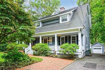 Port Washington Single Family Home For Sale: 48 Reid Ave