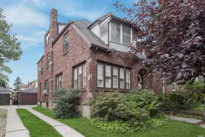 Flushing Multi Family Home For Sale: 166-06 32 Ave