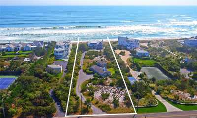 Quogue Single Family Home For Sale: 182 Dune Rd