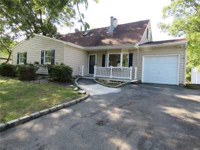 Coram Single Family Home For Sale: 6 Shenandoah Blvd