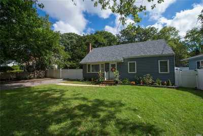 Huntington Single Family Home For Sale: 36 Juanita Ave