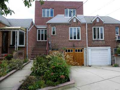 Middle Village Single Family Home For Sale: 58-12 77th Pl