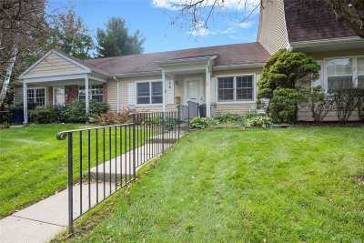 Huntington Condo/Townhouse For Sale: 70 Olde Crane Ct