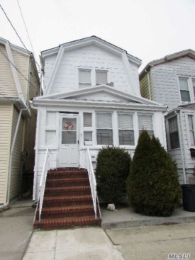 Woodhaven Single Family Home For Sale: 80-13 86th Ave