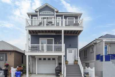 Lido Beach, Long Beach Single Family Home For Sale: 77 Virginia Ave