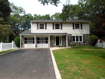 Ronkonkoma Single Family Home For Sale: 425 Johnson Ave