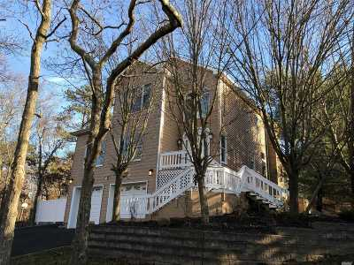 Hampton Bays Single Family Home For Sale: 54 Red Creek Rd